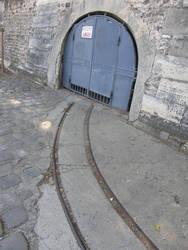 Rail to nowhere by Gwathiell