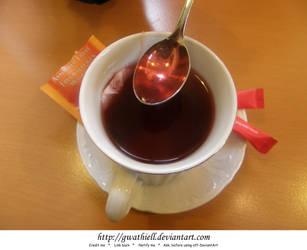 Red tea by Gwathiell