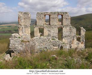 Oponice - The Wall by Gwathiell