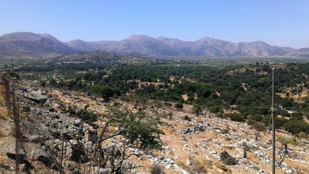 Crete - Lasithi Plateau by Gwathiell