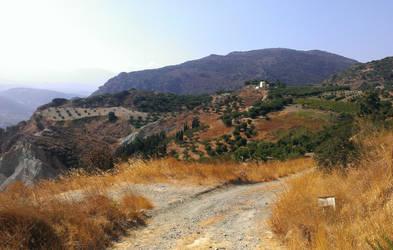 Crete - House by Gwathiell