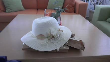 Crete - Hat by Gwathiell