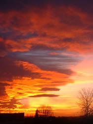 Amazing Sky - 03 by Gwathiell
