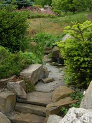 Arboretum - Little Pond 1 by Gwathiell