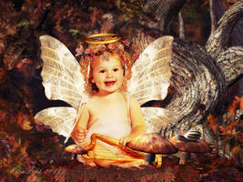 Fall Angel by Elsapret