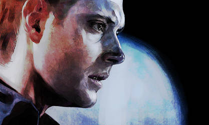 Supernatural - Dean by InferALL