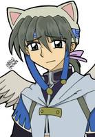 Takuto - Angel of Death by clericashleapreston