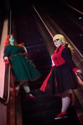Gotham Girls by Azure-Rose-Cosplay