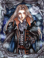 Alucard Commission by Giname