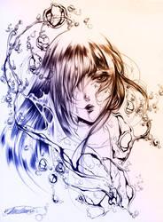 Water Princess by Giname