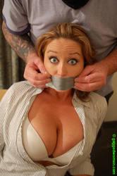 Christina Carter Gagged by danton5