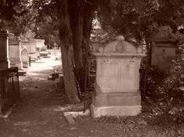 cemetery by krokette