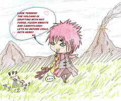 Gaara on Mushrooms O.o by contrived-mist