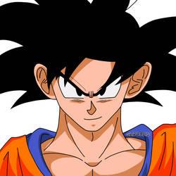 Son Goku normal by garu0212