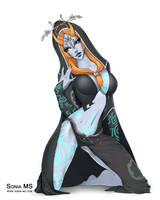 Midna by SoniaMatas