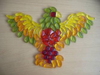 Tasty Gummy Bird by Khayura