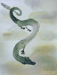 Black Dragon by FlyWight