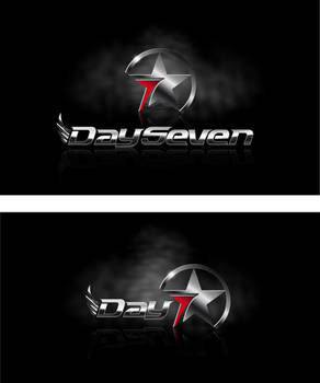 Day Seven Logo by kendriv
