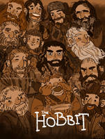 Dwarvessss by knightJJ