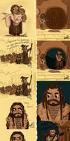 Hobbit tumblr Dump 4 by knightJJ