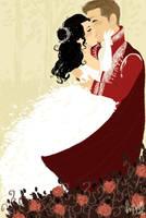 Only true love's kiss by knightJJ