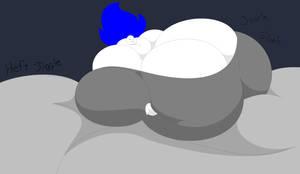 Playful Behemoth by Two-Ton-Neko