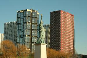 Liberte a Paris by ElGroom