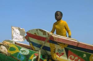 Plage de Kayar Senegal by ElGroom