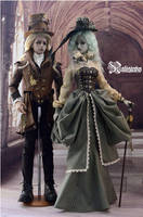 Steampunk Soom SG girl size by nalisinko