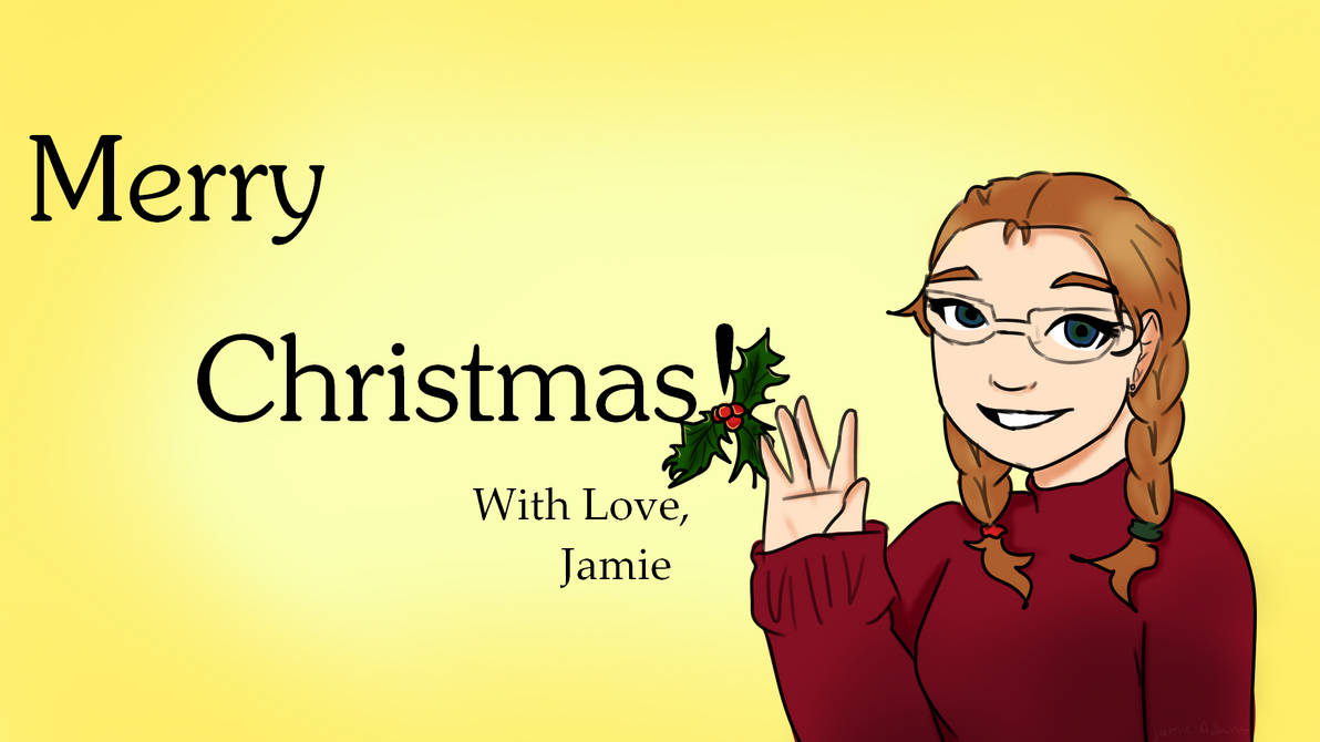 Merry Christmas! by pastel-taco