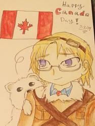 Canada Day!! by Spottedleaf24