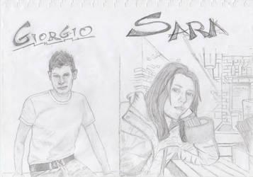 Giorgio - Sara VER 9.10.13 by NicolasKyle