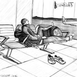 Airport by NicolasKyle
