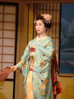Gion Geisha Dance 4 by calger459