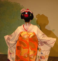 Gion Geisha Dance 6 by calger459