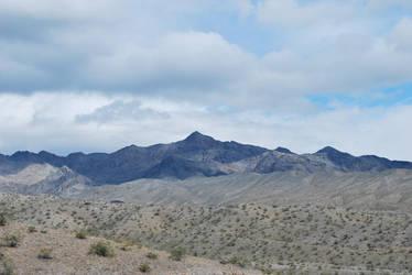 Desert Hills by calger459