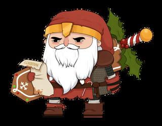 Santa by beyx