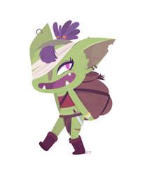 Goblin by beyx