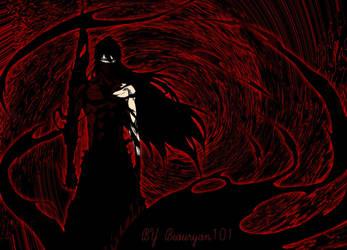 Getsuga Ichigo by beauryan101