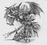 Testing Villains Orgodemir Y Maeve by Khasdannyanlord