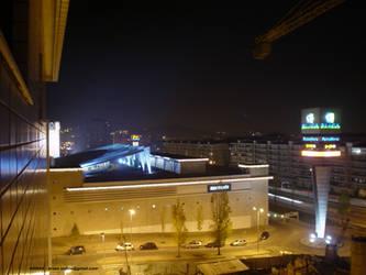 Braga at night 2 by Arnax