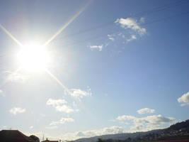 The sun in my sky by Arnax
