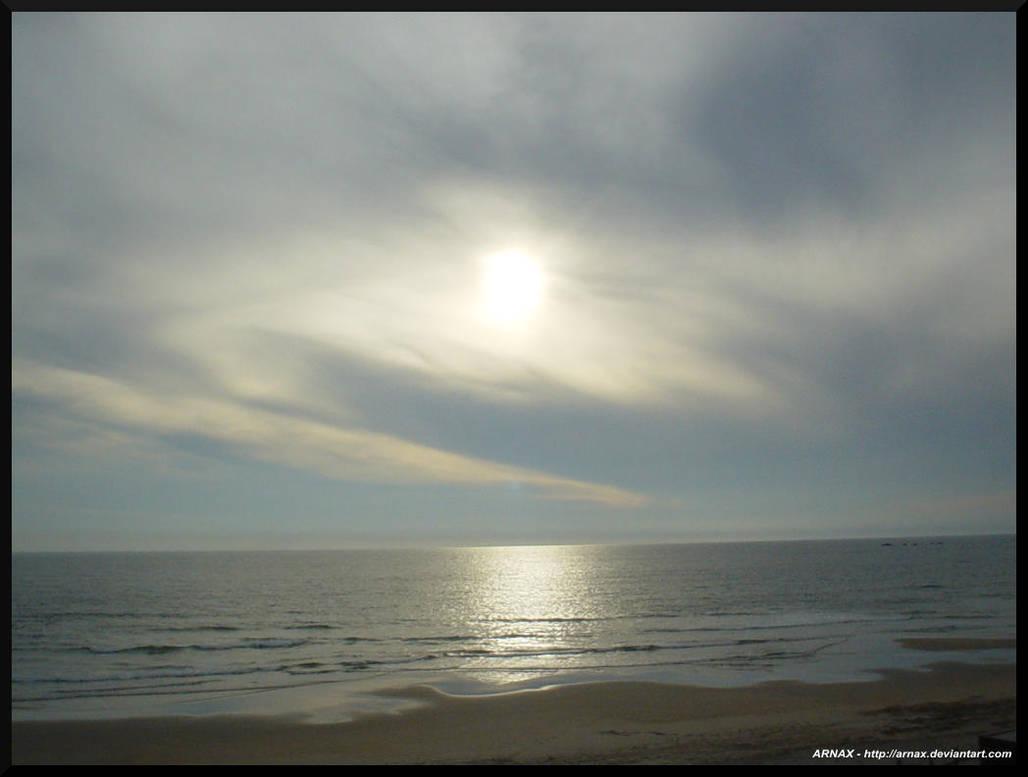 The Beach by Arnax