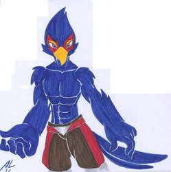 FALCO by WhiteFox89