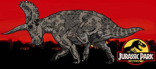 Triceratops Horridus by kingrexy