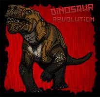 Dinosaur Revolution - Inostrancevia by kingrexy
