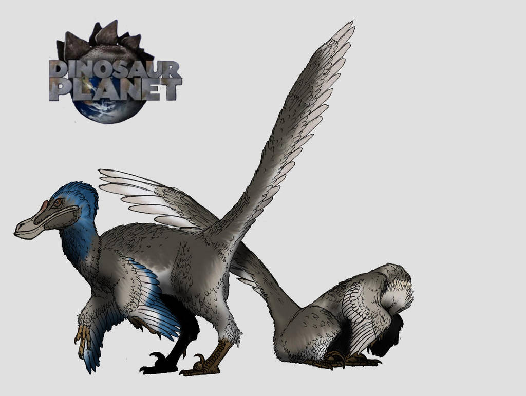 Dinosaur Planet Velociraptor by kingrexy