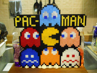 Pac-Man by fate82