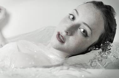 Jo In Water 2 by okcdasphoto