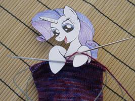 Knit Knit Knit by AmbroseButtercrust